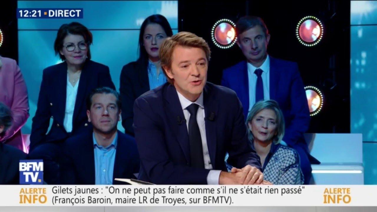 """Congrès des maires de France : d'après François Baroin l'absence du président """"sera r"""