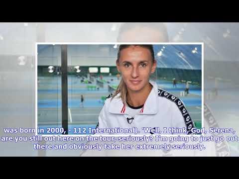 Ukraine's Yastremska to stand against Serena Williams in Australian Open