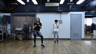 ダンス舞台公演オーディション 3次審査振付解説映像 JAZZ