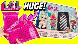 LOL Surprise Dolls Subscription Box!  1st Ever LOL Dolls Box!  - LOL Doll Video Toy Review