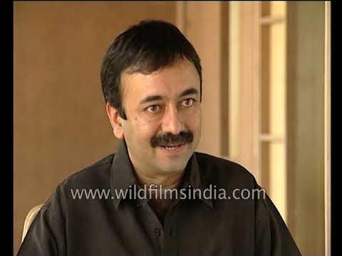 Bollywood director Raju Hirani narrates the story behind the title 'Munnabhai M.B.B.S'