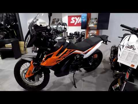 KTM  Adventure + Kawasaki Versys