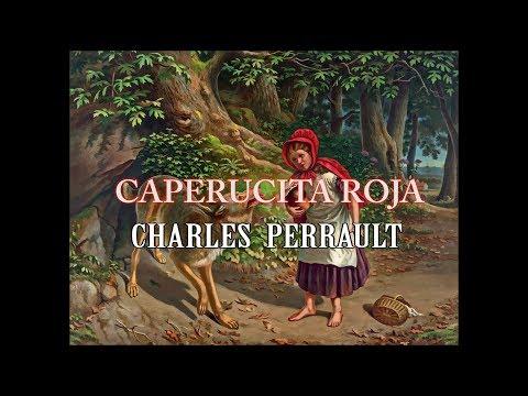 CAPERUCITA ROJA (CHARLES PERRAULT): AUDIOCUENTO