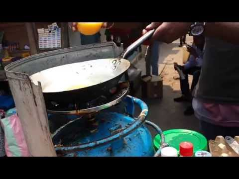 Street Food Congo Brazaville