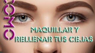 Makeup Tips - Cómo rellenar y perfilar las cejas - Argentina
