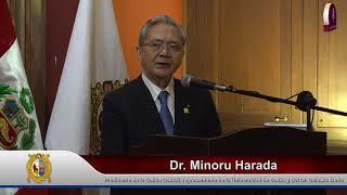 Tema:Doctor Honoris Causa a Daisaku Ikeda