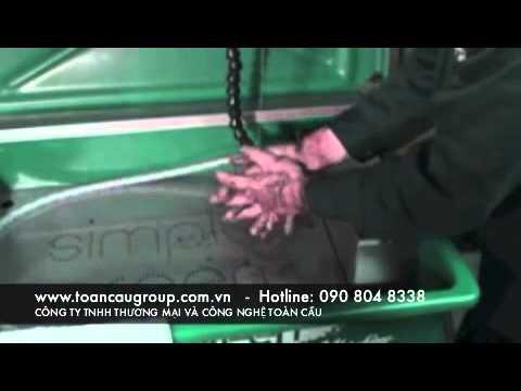 Gel (kem) rửa tay dính dầu mỡ, chất bẩn Simple Green Hand Cleaner