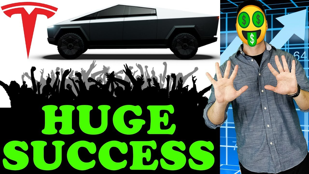 10 Reasons Why The Tesla Cybertruck Will Sell Like Crazy!