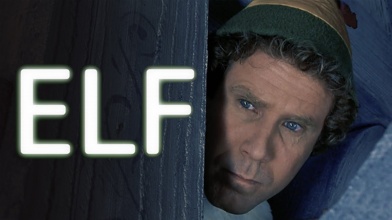 This 'Elf' as a horror movie trailer is spine-chilling—watch
