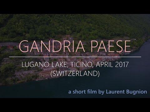 Gandria Paese, Ticino, Switzerland