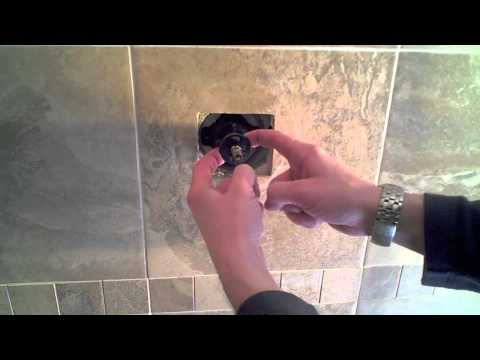 Kohler Shower Mixer Valve Replacement   YouTube. Installing A Moen Shower Faucet Video. Home Design Ideas