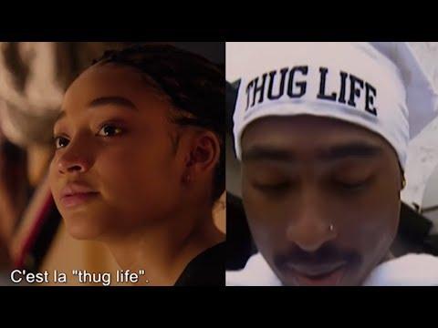 """""""The Hate U Give"""" redonne du sens à la """"Thug Life"""" de 2Pac Mp3"""