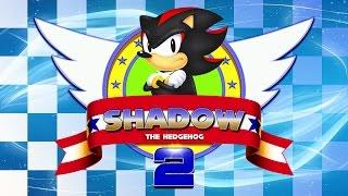 Shadow in Sonic the Hedgehog 2 - Walkthrough