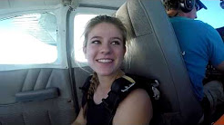 Skydiving in Port Aransas