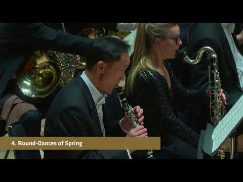 Stravinsky The Rite of Spring – London Symphony Orchestra/Sir Simon Rattle