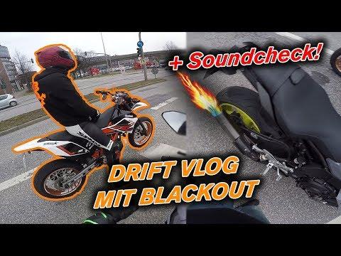 Mit Blackout auf die Rennstrecke!? - Drift Dual Vlog