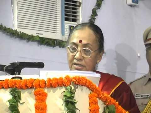 H.E. The Governor Of Rajasthan Smt.Margaret-Alva(2).vob