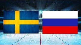 Sverige mot Ryssland (4-3 Straffar) – Dec. 31, 2017 | Höjdpunkter och mål | Junior VM 2017/18