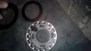 видео Как сорвать залипшее сцепление. На примере АЗЛК 2140