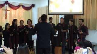 Canción de Navidad Coral CCB. Christmas song Christian Choir