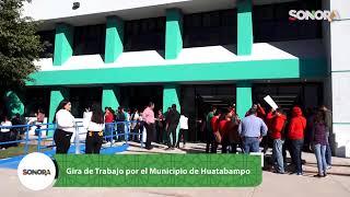 Inauguración de Obra en el Instituto Tecnológico de Huatabampo ✅