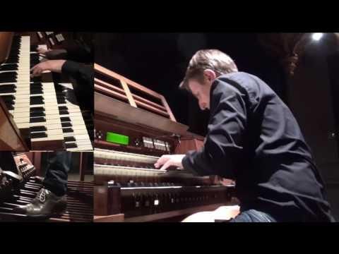 Thomas Lacôte Improvisation I Orgue Sainte Trinité, Paris