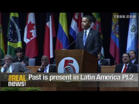 Past is present in Latin America Pt2