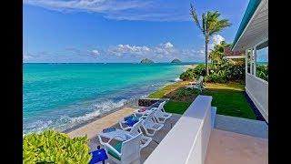 Honu Heaven - Lanikai Oceanfront Rental - Hawaii