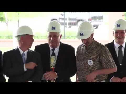 FOC Expansion Project Groundbreaking Ceremony
