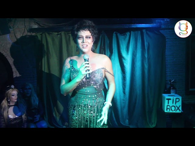 SundayGayNight at MaggieChoo's PanginaHeals' B-Day PartyTheme See Through Petchara I Have Nothing