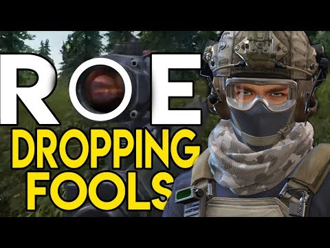 Ring of Elysium : Dropping Fools