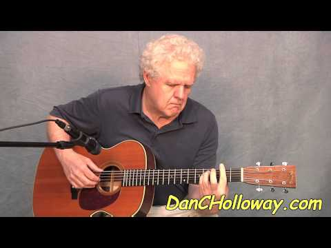 House At Pooh Corner Guitar - Kenny Loggins - Fingerstyle Guitar