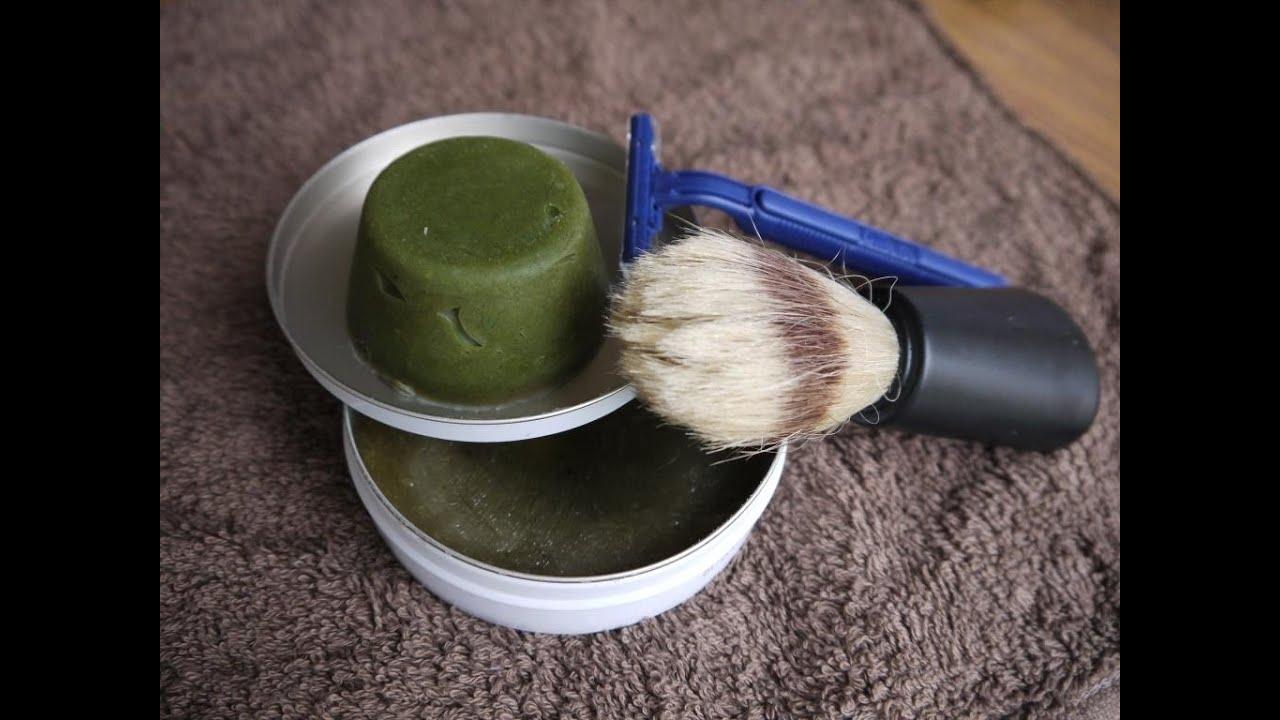 savon a barbe maison