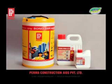 Concrete Bonding Agent Perma Bond SBR