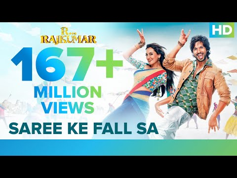saree-ke-fall-sa-full-video-song-|-r...rajkumar-|-pritam