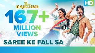 Saree-Ke-Fall-Sa-Full-Video-Song-R-Rajkumar-Pritam