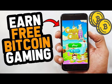 3 Apps That Pay You To Play Games On Your Phone! (Earn FREE Bitcoin)