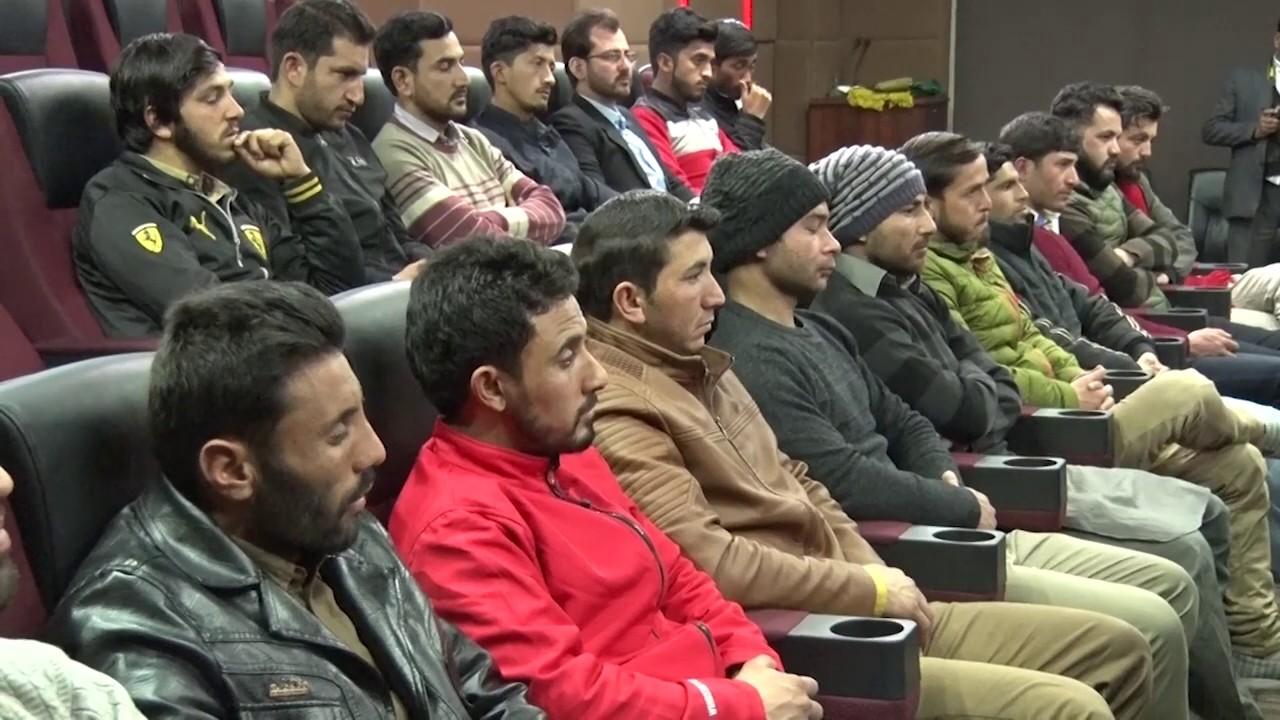 Press Release No 15/2019, Students from Skardu visited ISPR - 12 Jan 2019 (ISPR Official Video)
