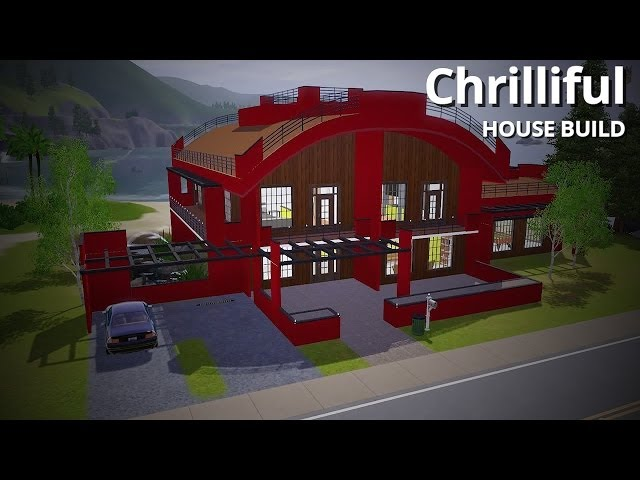 The Sims 3 House Building - Chrilliful