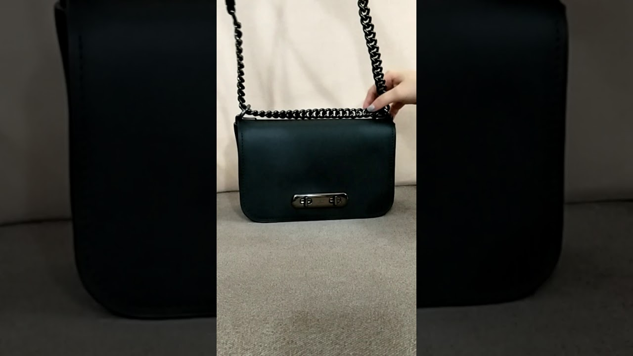 c358d1f967 Coach Swagger Shoulder Bag 25 - YouTube