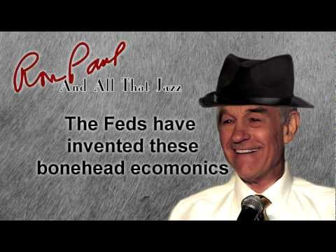 "RON PAUL And All That Jazz  #4 ""Bullion is a Girls Best Friend"""