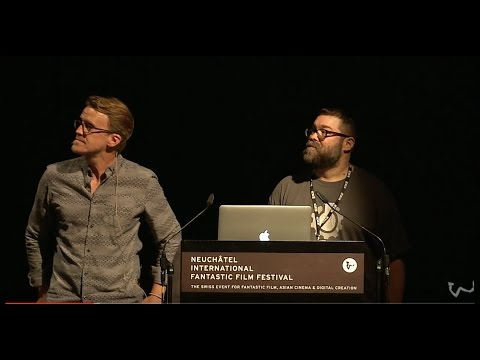 Imaging the Future - Andy Jones : From ocean to jungle, an animator journey part 1/3