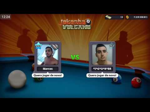 Marcos Sutero Vs Igor Br 8 ball pool