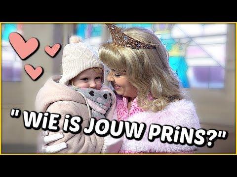 LUCiLLA ZOEKT PRiNSES 👸🏼 ( Disneyland Paris)   Bellinga Familie Vloggers #1255
