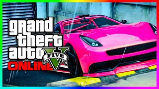 GTA 5 Get Your Car Out Of The Impound In Under 1 Minute! (GTA 5 Online Tips) thumbnail