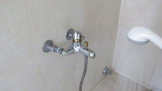 水龍頭更換維修視頻(HsinHung Chen偶而也會當水電工唷)Today My Dad with me fix faucet。 thumbnail