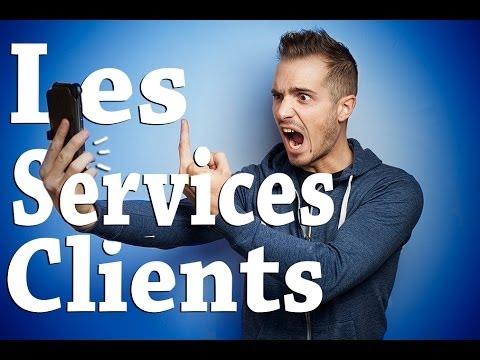 Jimmy - Les services clients
