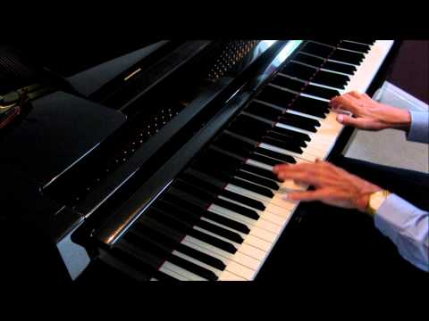 Keane - Somewhere Only We Know (piano Solo)