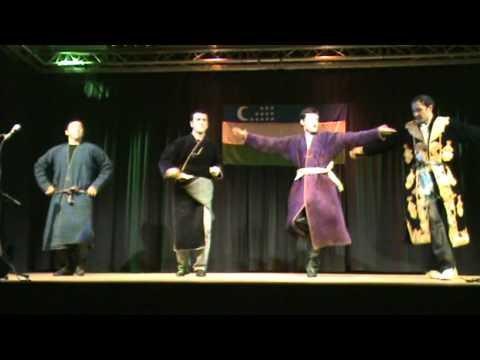 8 Danse traditionnelle