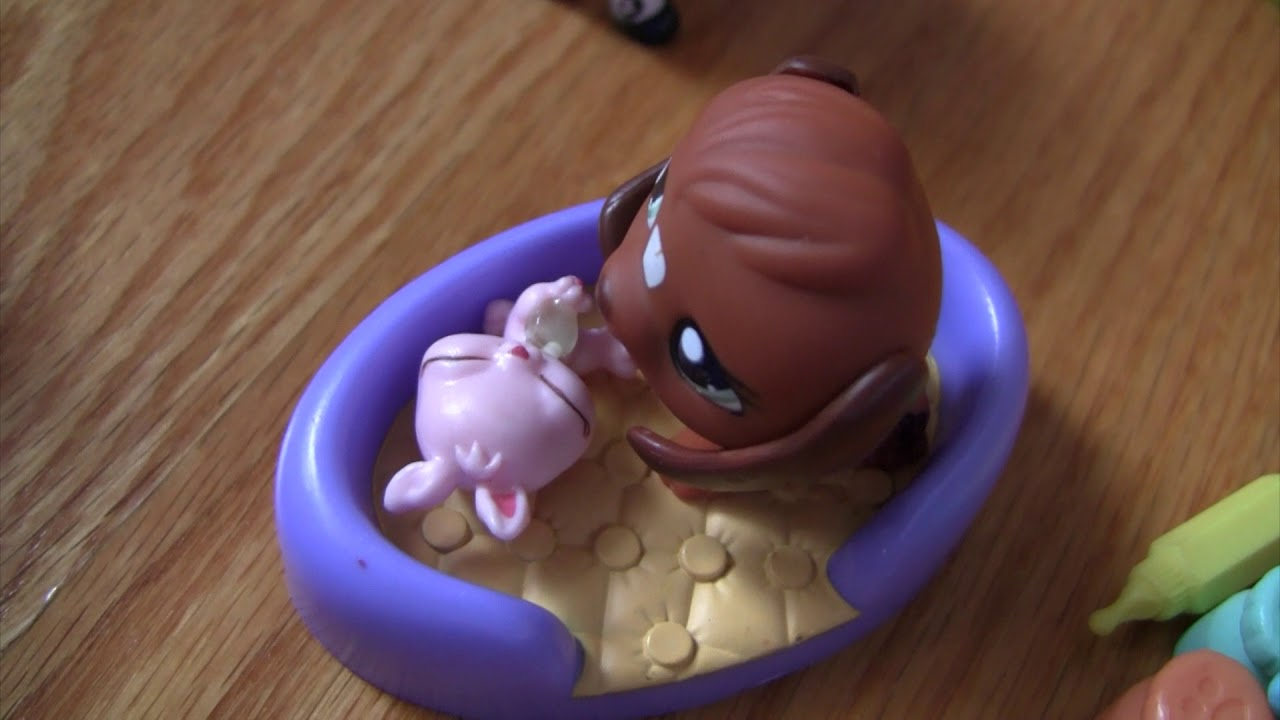 LPS THE WOST BABYSITTER EVER